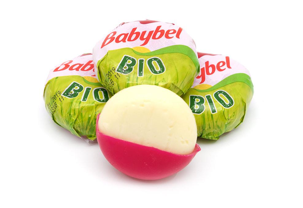 Mini Babybel Bio (grün)