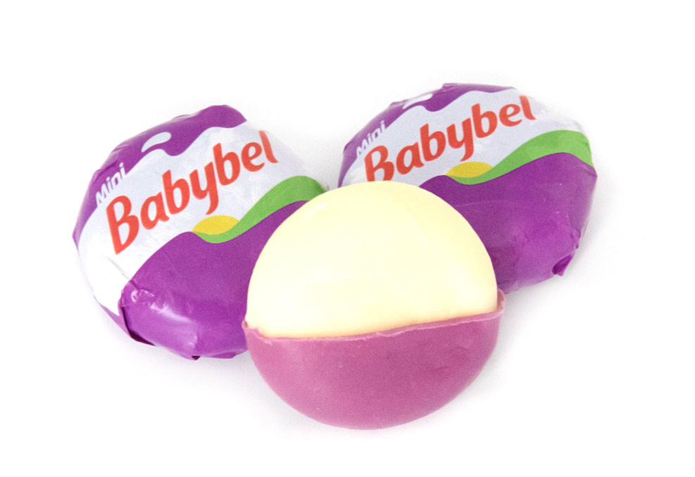 Mini Babybel Cheddar (lila)