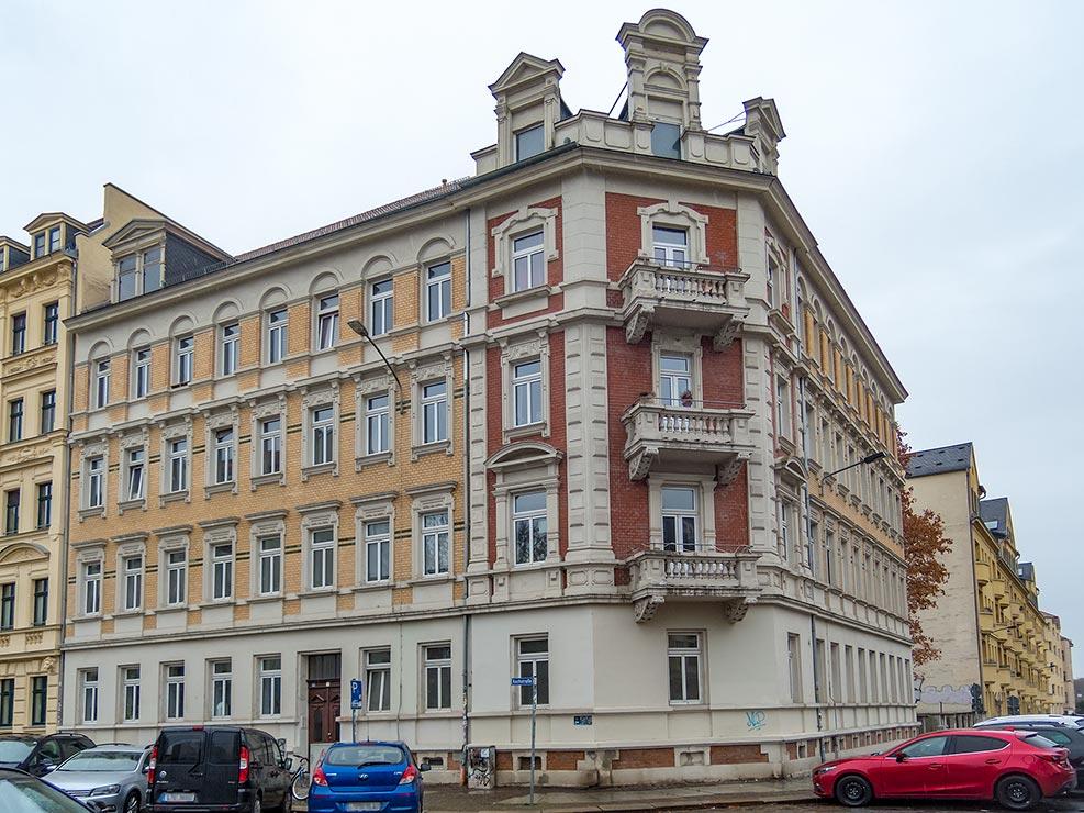 Leipzig – Kochstraße 110
