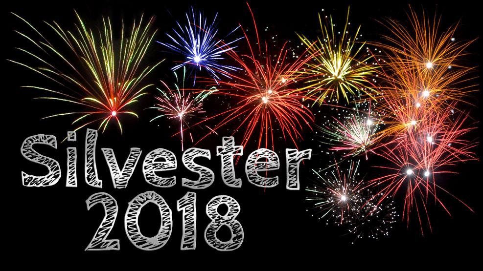Silvester 2018 (silber)