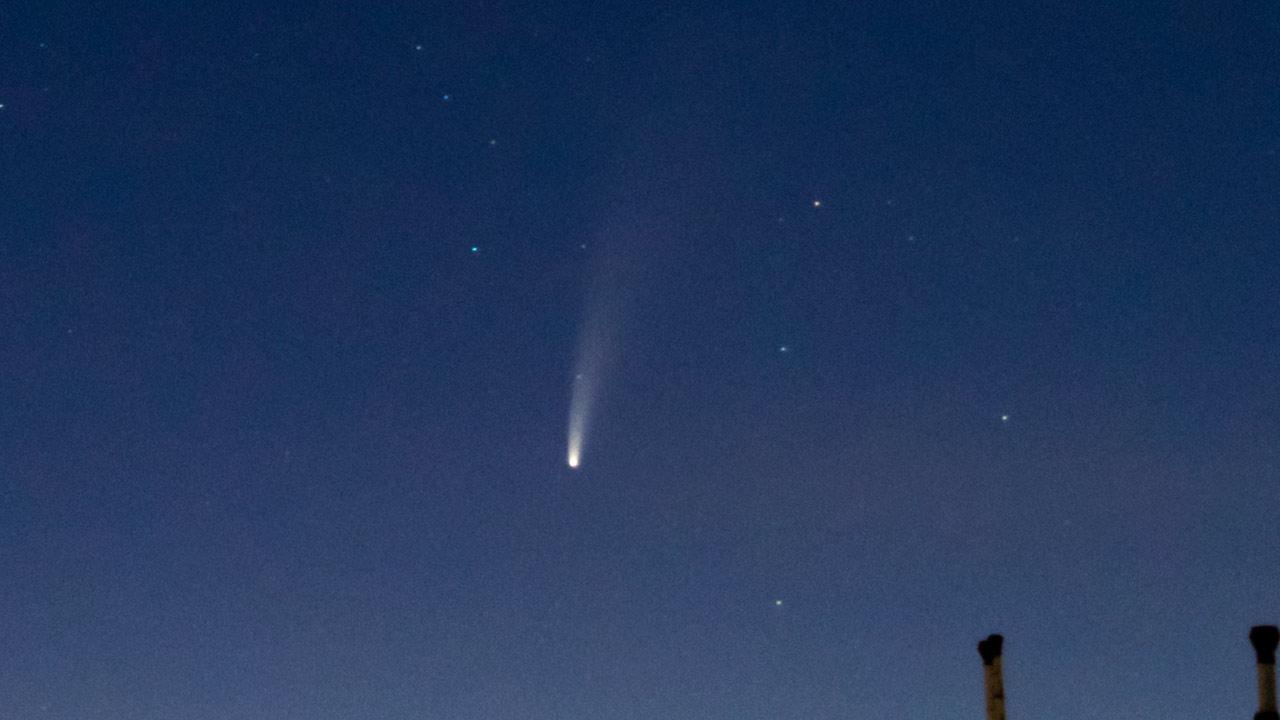 Komet Neowise C/2020 F3 (groß)