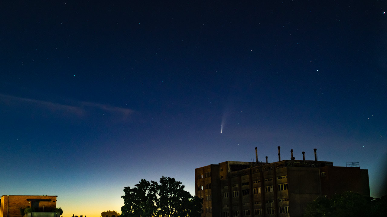 Komet Neowise C/2020 F3