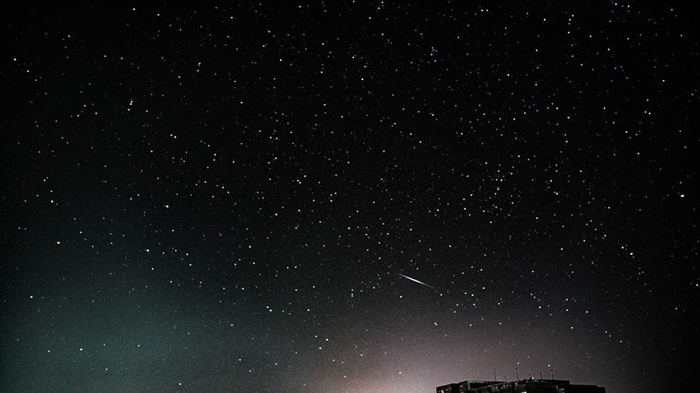 Sternschnuppen August 2020 b