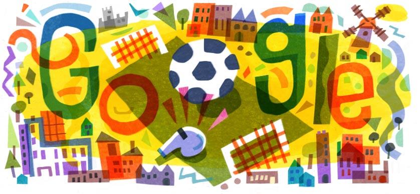 UEFA Euro 2020 – Google-Doodle